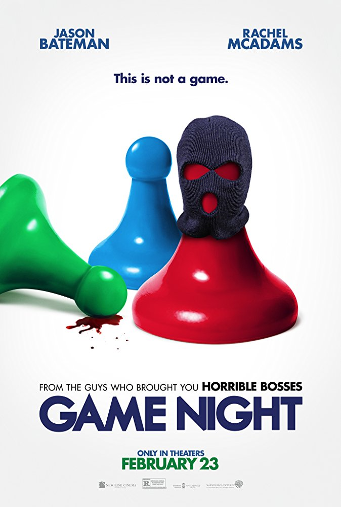 View Torrent Info: Game.Night.2018.BDRip.x264-GECKOS