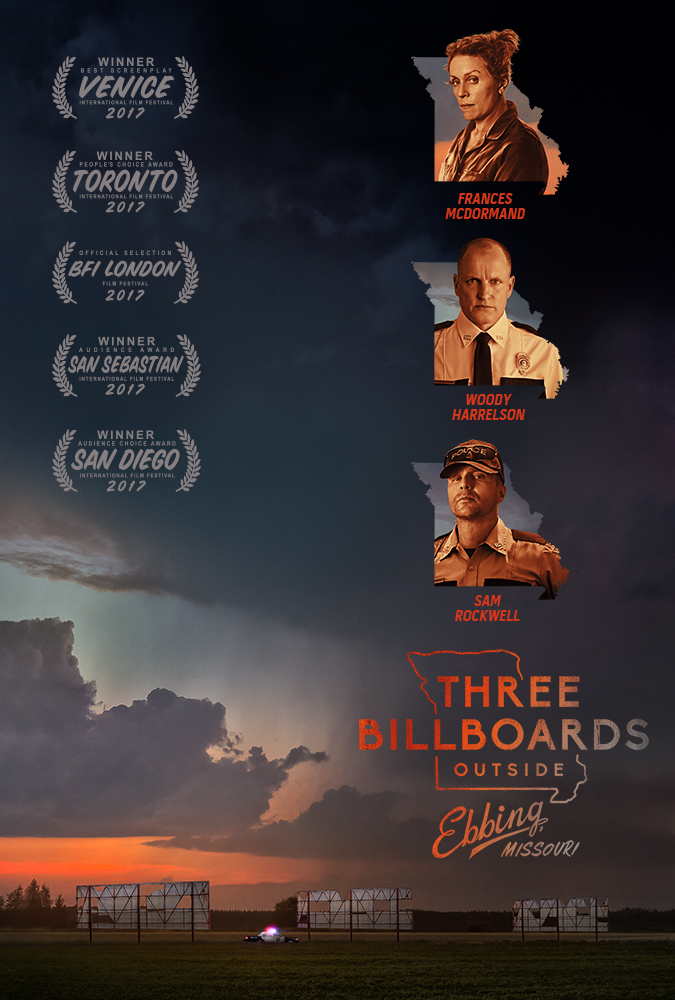 View Torrent Info: Three.Billboards.Outside.Ebbing.Missouri.2017.1080p.BluRay.x264-SPARKS