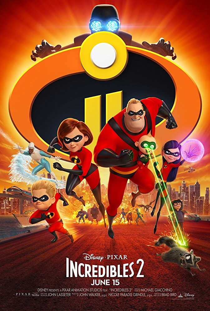 View Torrent Info: The.Incredibles.2.2018.1080p.BluRay.x264-EVO